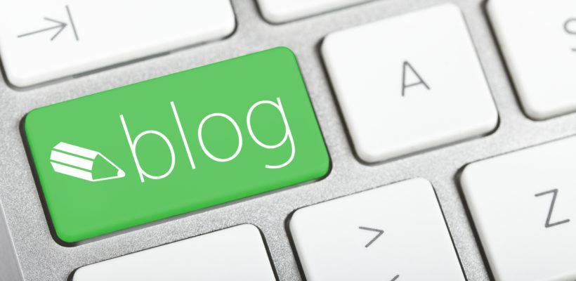 Un blog? Perchè no?